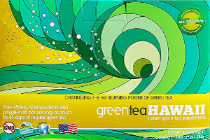 Greentea hawaii